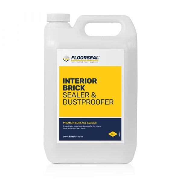 Interior Brick Sealer & Dustproofer 5L