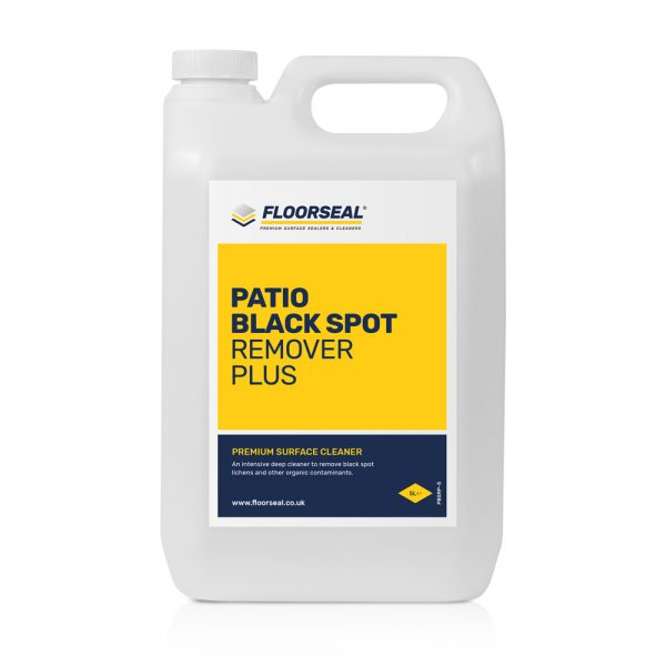 Patio Black Spot Remover Plus 5L