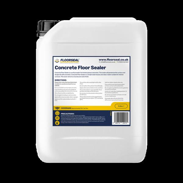 Floorseal Concrete Floor Sealer 5 litre