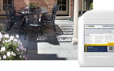 How to seal sandstone: a how to guide