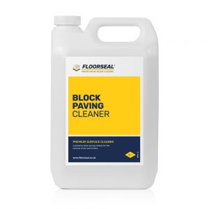 Block Paving Cleaner