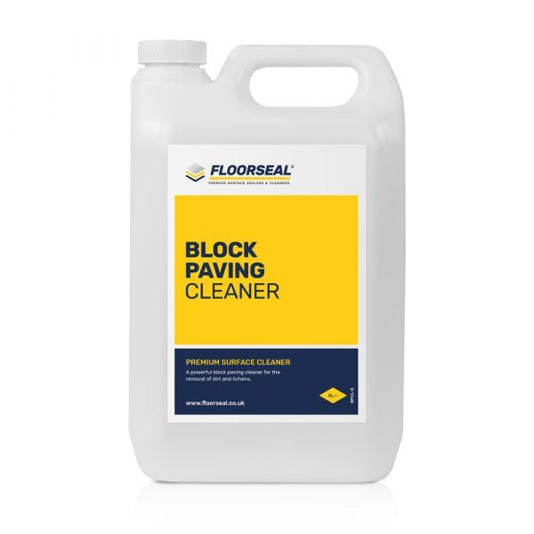 Block Paving Cleaner