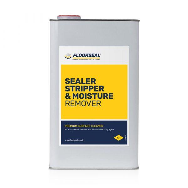Seal Stripper & Moisture Remover