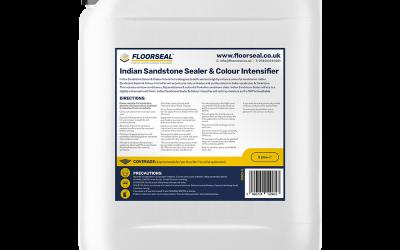 Indian Sandstone Sealer & Colour Intensifier