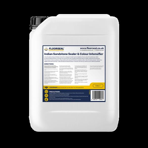 Floorseal Indian Sandstone Sealer & Colour Intensifier (5 Litre)