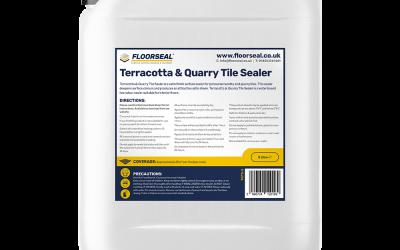 Terracotta & Quarry Tile Sealer