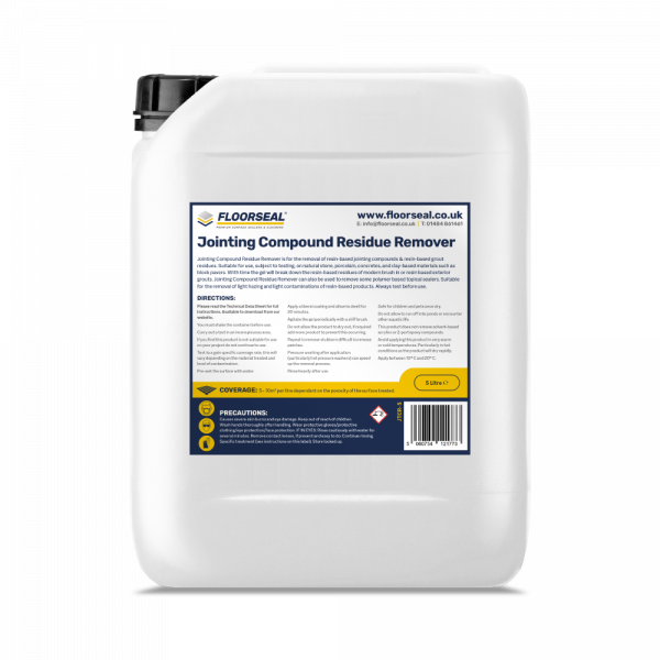 Floorseal Jointing Compound Residue Remover (5 Litre)